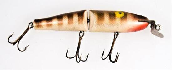 Creek Chub - Jointed Pikie Minnow - 2600