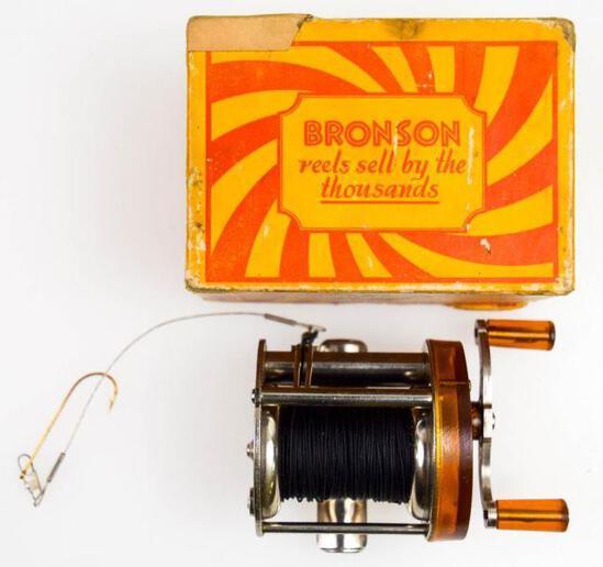 """Bronson - Model 4100 """"Warrior"""""""