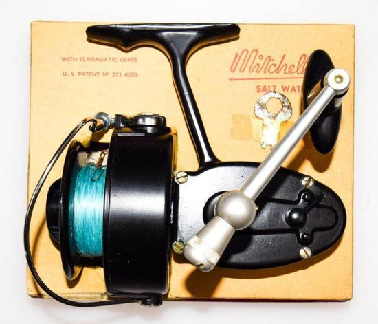 Garcia Mitchell - Model 302