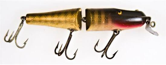 Creek Chub - Jointed Pikie Minnow - 2600