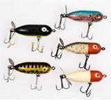 (5) Heddon Tiny Torpedo's (360)