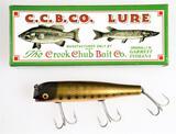 Creek Chub - Wood Darter - 2000 W-P1