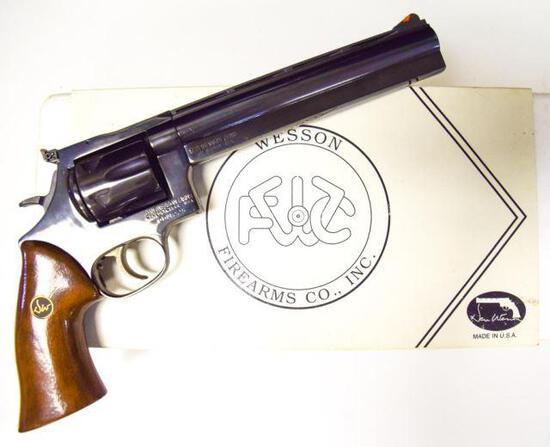 Wesson - Model 44 - .44 Magnum