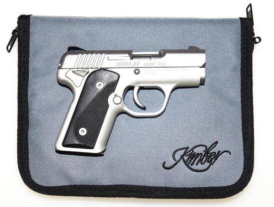Kimber - Solo Carry Stainless - 9mm