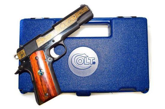 Colt - Gov't Model Mk IV - .45 ACP