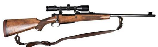 Rigby - Mauser M98 Magnum - .375 H & H Mag.