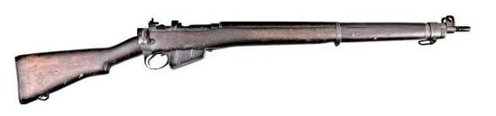 Savage-Stevens Enfield/CAI - No. 4 Mk 1* - .303 British