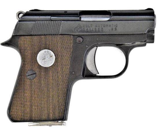 Colt - Automatic - .25 cal