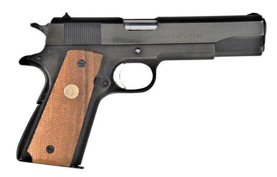 Colt - MK IV/Series 70 Government Model - 9mm Luger