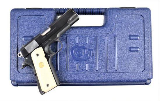 Colt - MK IV/Series 80 Combat Commander - 9mm Luger