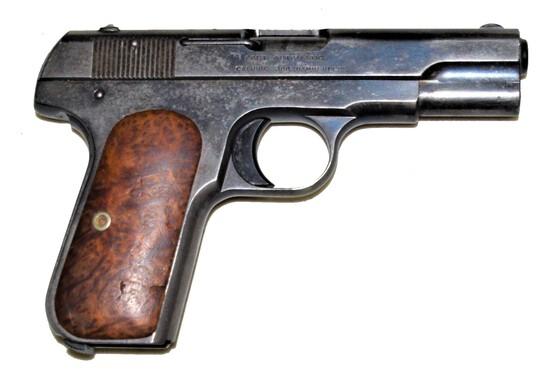 Colt - Model 1903 Hammerless - .380 ACP