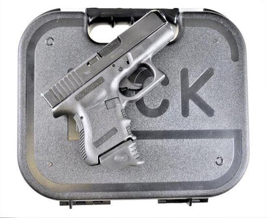 Glock - Mod. 27 Gen 3 - .40 S&W