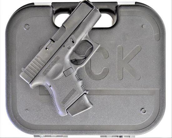 Glock - Model 26 Gen 3 - 9mm