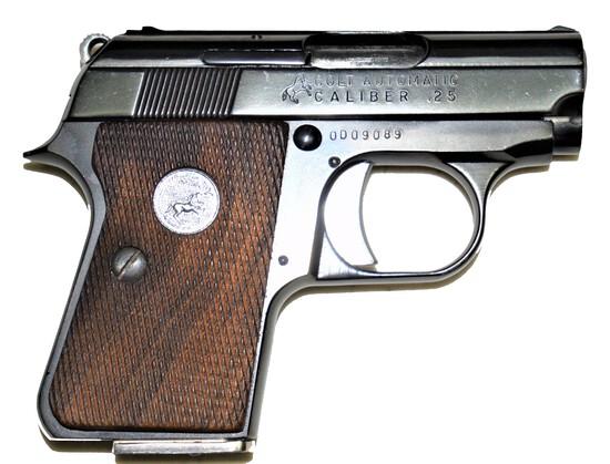 Colt - Automatic .25 ACP - .25 ACP
