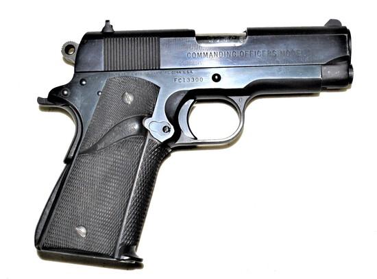 Colt - Mark IV Series 80 Commanding Officers Model - .45 ACP