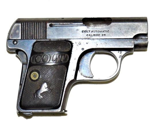 Colt - Vest Pocket Model 1908 - .25 ACP