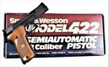 Smith & Wesson - Model 422 Target - .22 lr