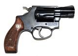 Smith & Wesson - Model 36 - .38 Smith & Wesson Spl