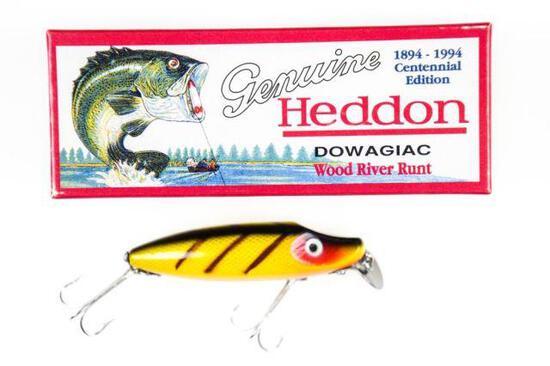 Heddon - Wood River Runt - 9400W-L