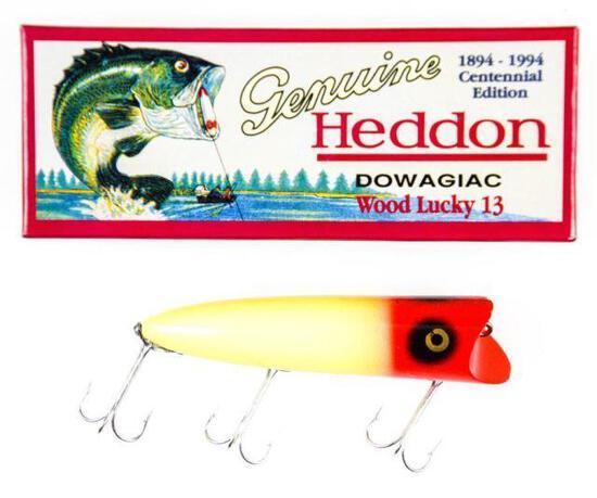 Heddon - Lucky 13 - 2500W-RH