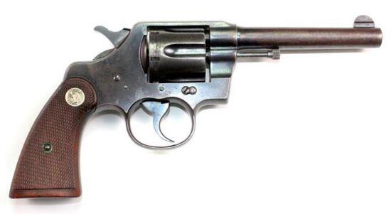 Colt - Army Special - .38 cal