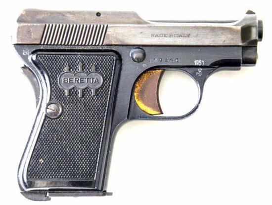 Beretta - Model 418 - 6.35/.25 ACP