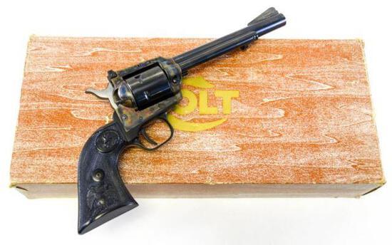 Colt - New Frontier 22 Scout - .22 WMR/.22 lr
