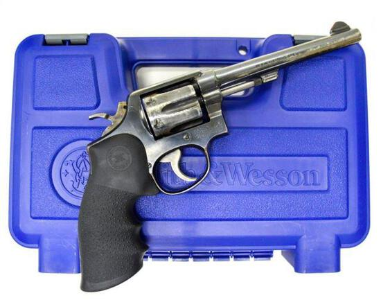 Smith & Wesson - Model Military & Police - 0.38 cal
