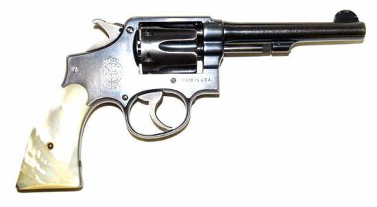 Smith & Wesson - Model Military & Police - .38 cal S&W Spec