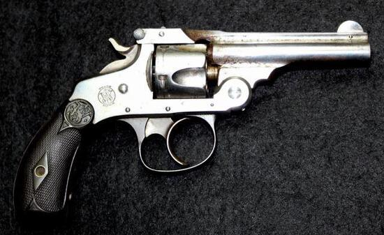 Smith & Wesson  - .32 Double-Action 4th Model - .32 cal