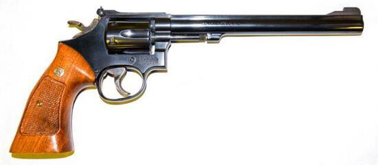 Smith & Wesson - Model 17-5 - .22 lr