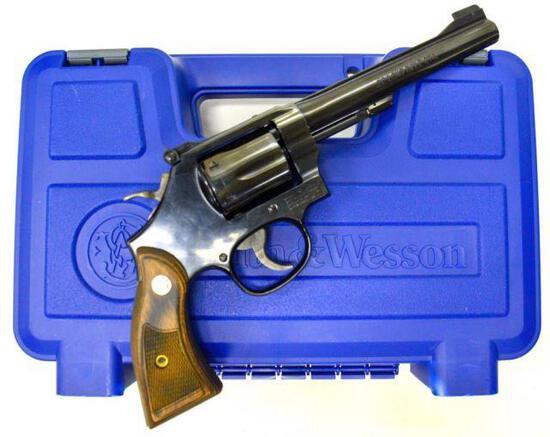Smith & Wesson - Model 17-9 - .22 LR CTG