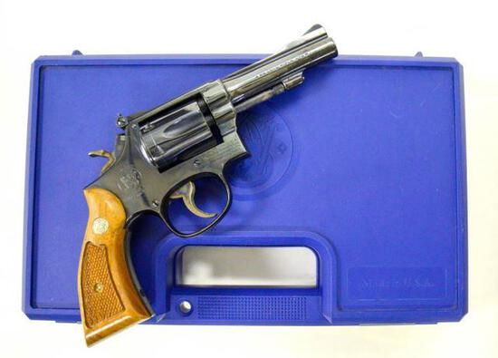 Smith & Wesson - Model 18-2 - .22 LR CTG