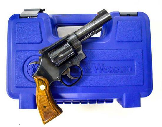 Smith & Wesson - Model 18-7 - .22 LR CTG