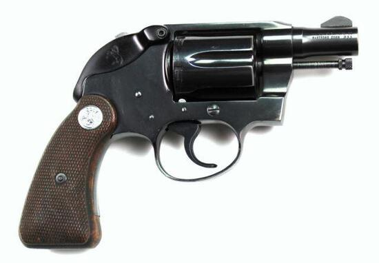 Colt - Detective Special - .38 cal Spl