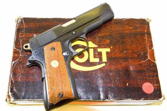Colt - Combat Commander - 9mm Luger