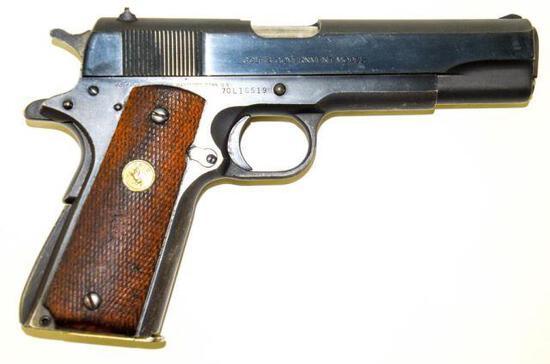 Colt - Government Model MK IV, Series 70 - .45 ACP