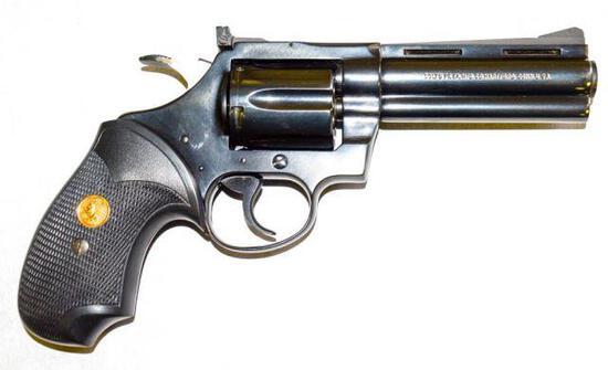 Colt - Diamondback - .38 cal Spl