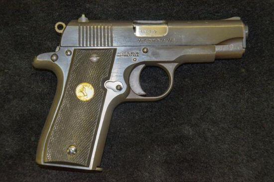 Colt - MK IV Series 80 Gov't Model - .380 ACP