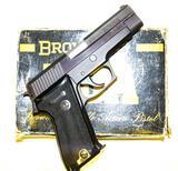 Browning/Sig Sauer - Model BDA - .45 ACP