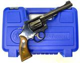 Smith & Wesson - Model 17-9 - .22 LR CTG