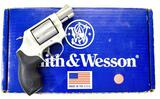 Smith & Wesson - Model 637-2 - .38 cal S&W Spl +P