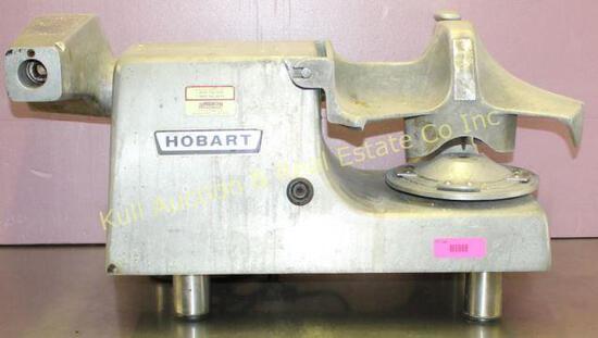 Hobart bowl chopper w/ grinder head