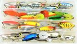 (22) Group  Thin Fin Lures