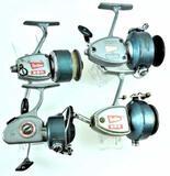 (4) Heddon Spinning Reels