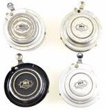 (4) Horrocks Ibbottson Automatic Reels