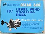 Sport fisher Ocean Side 107  Reel