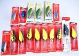(16) Norman Lures