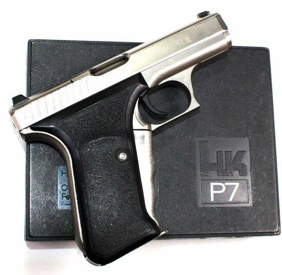 Heckler & Koch - P7 PSP - 9x19mm