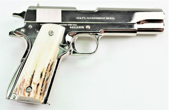 Colt - Gov't Model MK IV Series 70 - .45 ACP